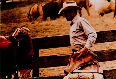 Richard Prince, 'Untitled (from cowboys & girlfriends series)'