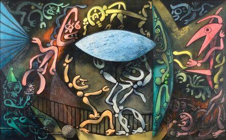 Julio De Diego, 'Inevitable Day - Birth of the Atom', 1948