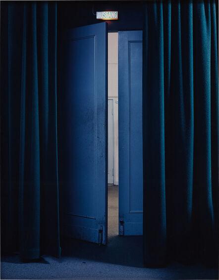 Teresa Hubbard and Alexander Birchler, 'Arsenal - Curtain Exit', 2000