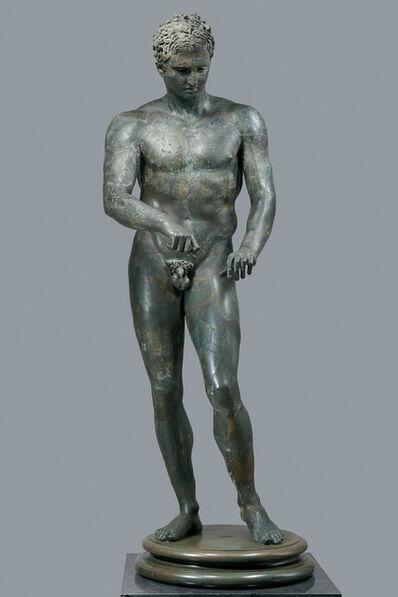 """'Athlete, """"The Ephesian Apoxyomenos""""', 1-90"""
