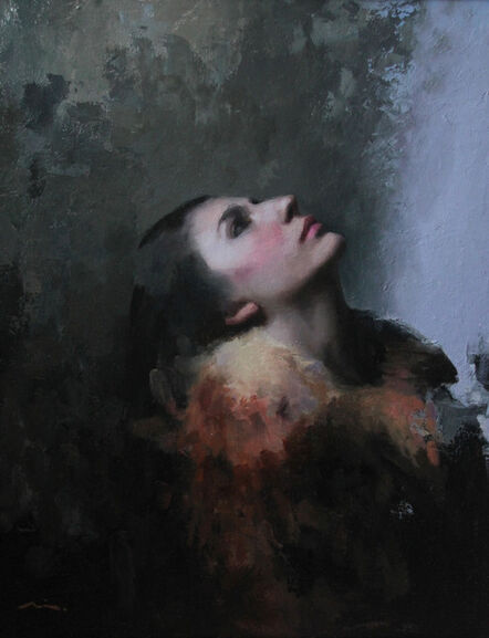 Mia Bergeron, 'Arrival', 2014