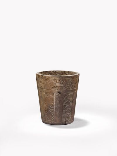 'Gobelet cérémoniel (Ceremonial goblet)'