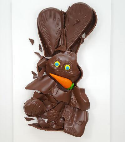 Peter Anton, 'Chocolate Bunny', 2020
