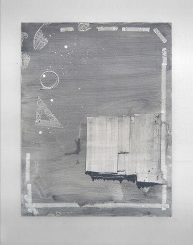 Ana Bidart, 'Pasaporte: Footprint', 2015