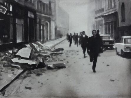 "Radenko Milak, '27 October 1969 Earthquake in Banja-Luka, from the series ""365""', 2013"