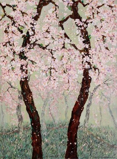 Hyun Ok Park, 'Spring day afternoon 14-1~2', 2014