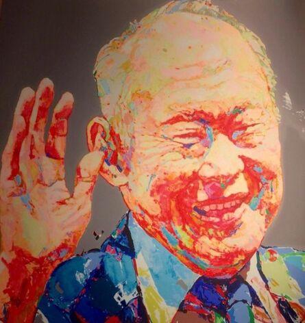 Ren Zhenyu, ' Lee Kuan Yew (LKY)', 2017