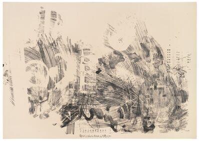 Robert Rauschenberg, 'Air Pocket (Stoned Moon)', 1970