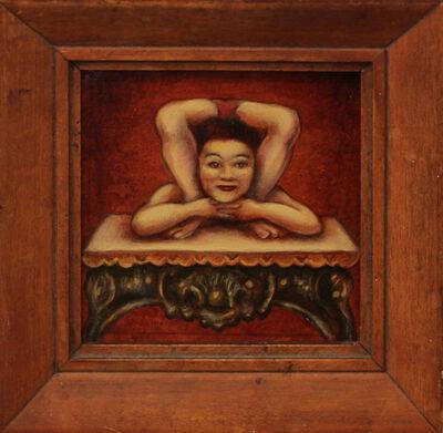 Gregg Gibbs, 'Leetle Contortionist', 1997