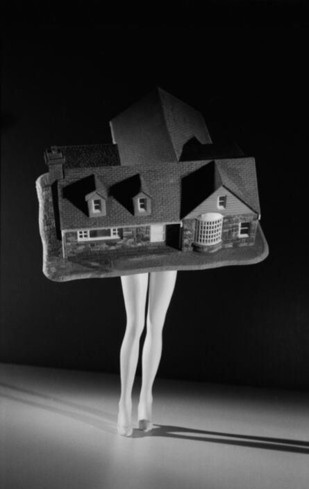 Laurie Simmons, 'Walking House', 1989