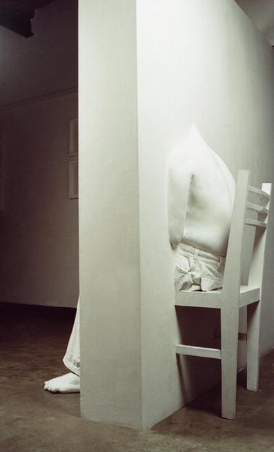 Alwar Balasubramaniam, 'Self in Progress', 2002