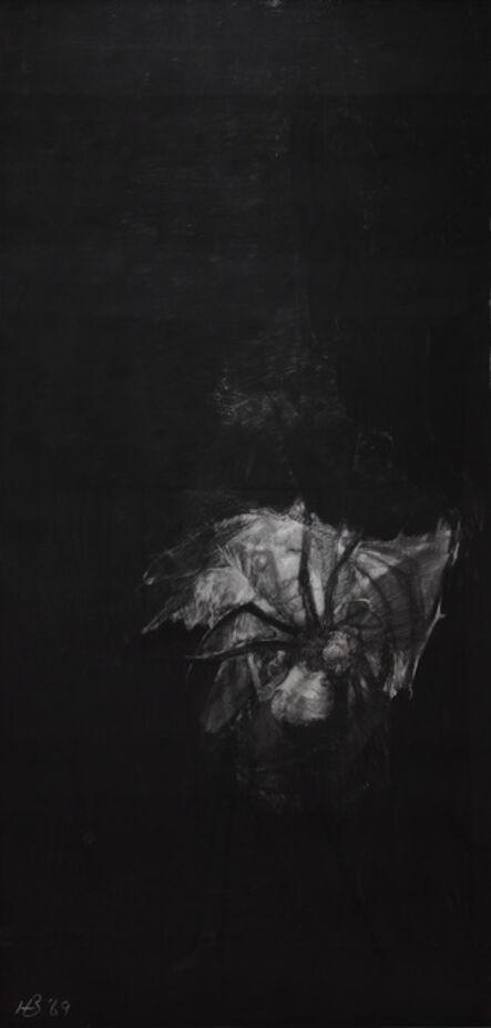 Hyman Bloom, 'Self-Portrait with Spider', ca. 1965
