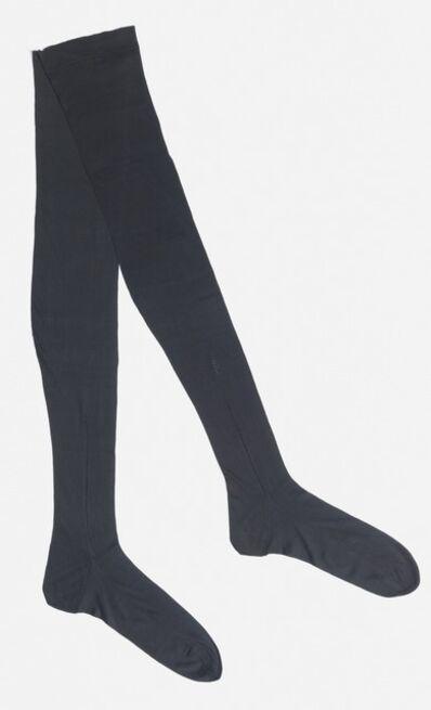 'Pair of stockings', 1850-1900