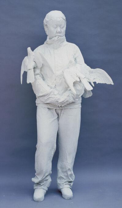 Zhang Dali, 'Square No. 6', 2014