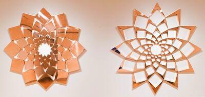 Steven Naifeh, 'Saida III: Iridescent Copper', 2013