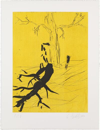 Georg Baselitz, 'Der Baum from Remix', 2006