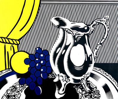 Roy Lichtenstein, 'Still Life with Silver Pitcher', 1972