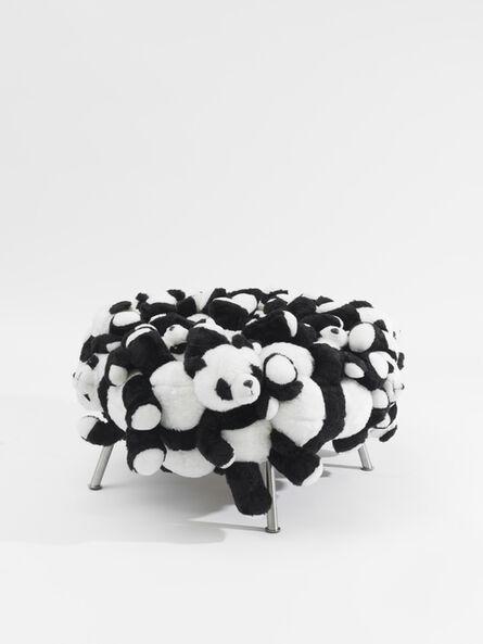 Humberto and Fernando Campana, 'Panda Puff', 2010