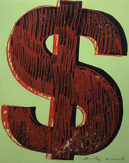 Andy Warhol, '$(1) FS II.274', 1982