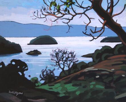 Clayton Anderson, 'Pender Harbour Arbutus '