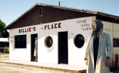 Tracey Snelling, 'Willie's Place', 2005