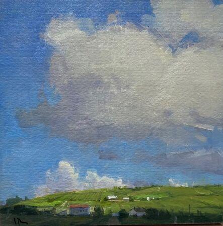 Jeffrey Reed, 'Pinroe Sky', 2021