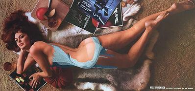 Saskia Van Kampen, 'Playboy Centrefold. Miss November. Lisa Baker', 2016