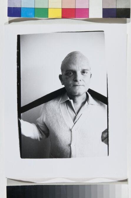 Andy Warhol, 'Truman Capote', 1982