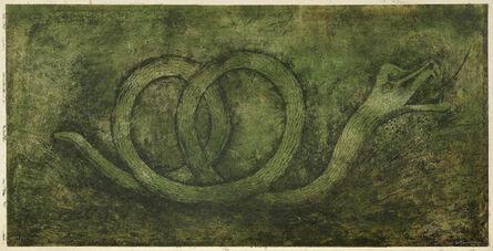 Rufino Tamayo, 'Quetzalcóatl', 1978