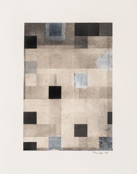 Daniel Brice, 'Grid Drawing (mini 5)', 2015