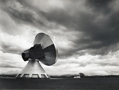 Sigrid Neubert, 'Hans Maurer: Erdfunkstelle, Raisting 2', 1971