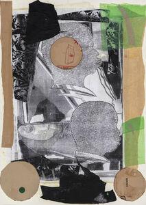Moshekwa Langa, 'Double Portrait; Absence of Silence', 2018