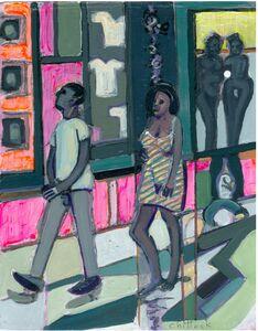 Michael Chittock, 'New Orleans Nights #43', 2018