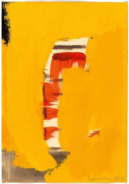Franz Erhard Walther, 'Untitled', 1974-1981