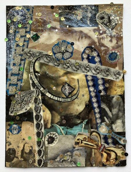 Arch Connelly, 'Jeweled porn', 1987
