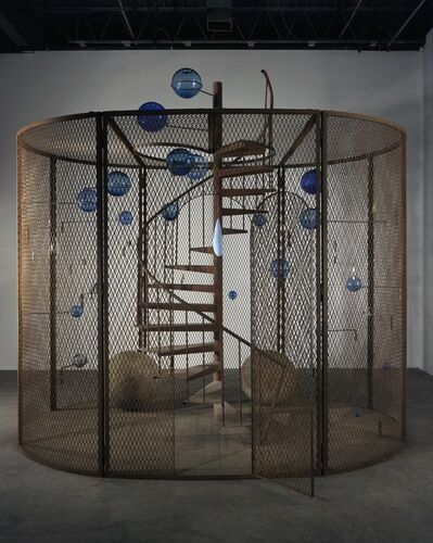 Louise Bourgeois, 'Cell (The Last Climb)', 2008