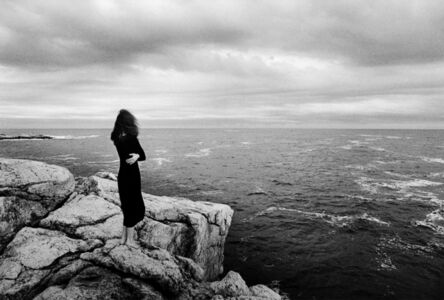 Alexandra de Steiguer, 'Self Portrait and the Sea', 1999
