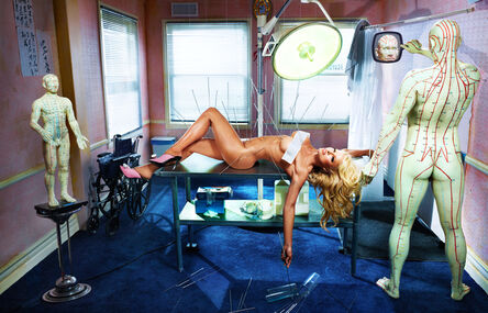 David LaChapelle, 'Pamela Anderson: He Aimed the Arrows of Love that Puncture My Aching Heart', 2010