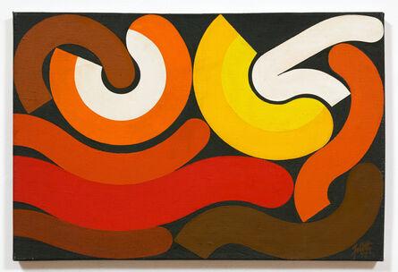 Attila Joláthy, 'Untitled --- Cím nélkül', 1977