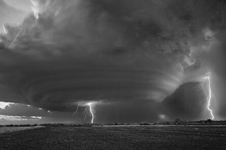 Mitch Dobrowner, 'Lightning Strikes', 2016