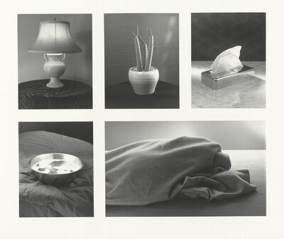 Jo Ann Callis, 'Still Life at Night [sex scene]', 1981-1983
