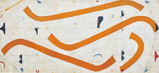 Caio Fonseca, 'Pietrasanta Painting C99.37', 1999