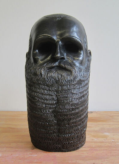 Sarah Peters, 'Portrait of a Bearded Man', 2014