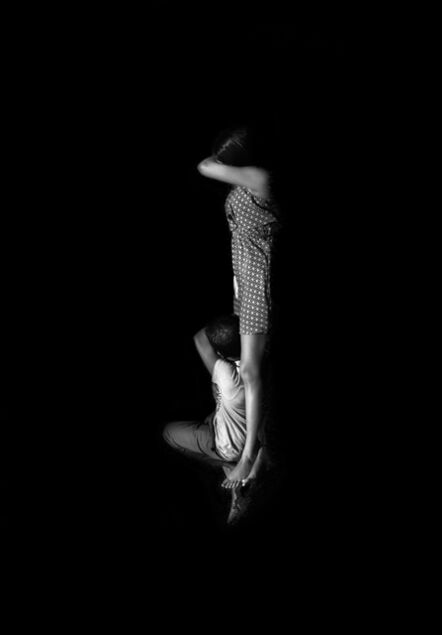 Michael Massaia, 'Couple #6 (Vertical Abstract)', 2015
