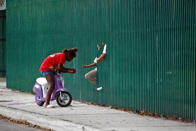 Zachary Balber, 'Pusher', 2010