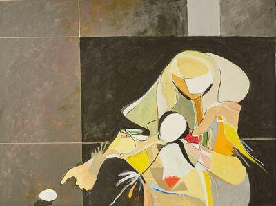 Heitham Adjina, 'Puzzle of Life ', 2015