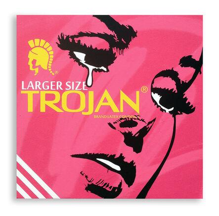 Ben Frost, 'Trojan: Larger Size', 2015