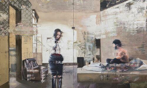 Andy Denzler, 'Liquid Bedroom', 2016