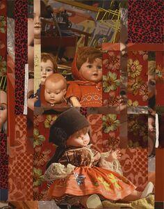 Sara Petitt, 'Doll 1', 2018