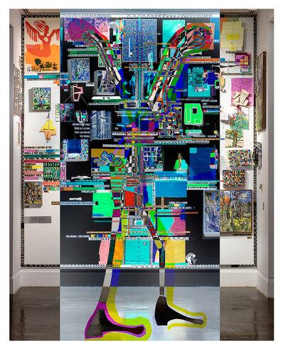 Libby Hague, 'The Past + Ecstatic Dancer', 2021